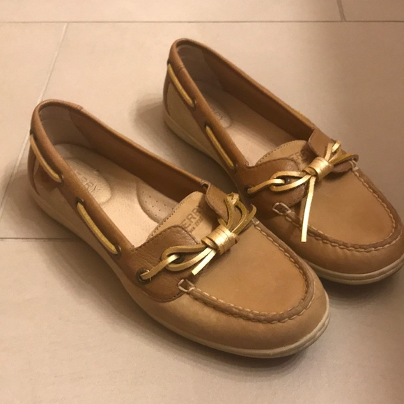 021d7f04a3648 Sperry Top-Sider Barrelfish Boat Shoes 7.5